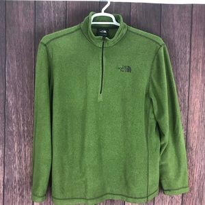 Other - North face half zip fleece size Large